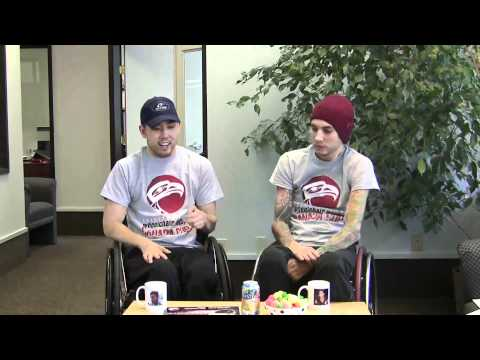 Wheelchair Rugby Talk With Trav N' Trev: Father's Day, Canada Cup