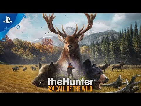 theHunter: Call of the Wild Game | PS4 - PlayStation