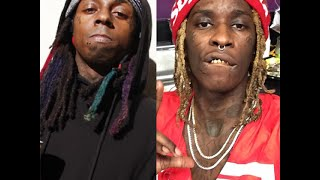 Breaking: Young Thug WILL Name his Album 'BARTER 6' Instead of 'Carter 6'. Wayne Threatened to Sue!
