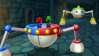 Mario Party 9 - All Racing Minigames