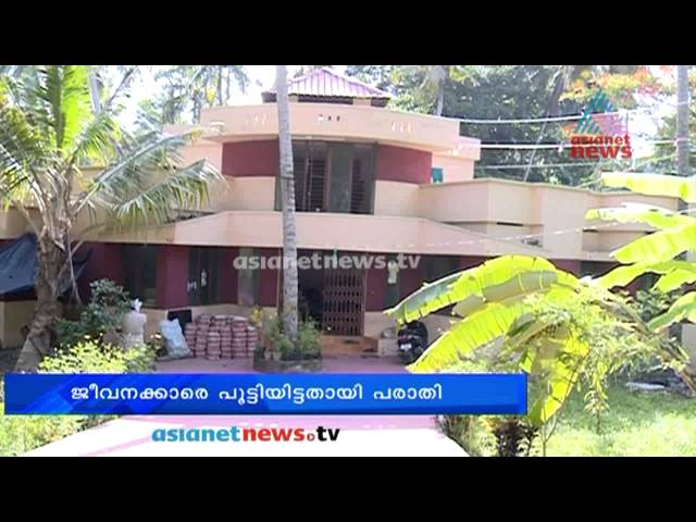 Attempt to kidnap girls from Nirbhaya Home in Poojappura