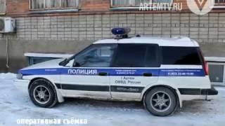 В Артеме наряд патрульно-постовой службы по горячим следам задержал подозреваемого в грабеже.