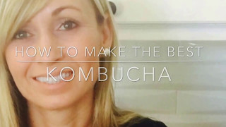 Tips on How to make the most flavorful kombucha during first ferment