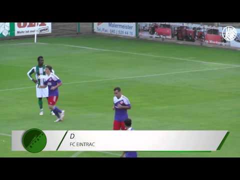 FC Eintracht Norderstedt - NCG FC (1. Runde ODDSET-Pokal) - Spielszenen | ELBKICK.TV