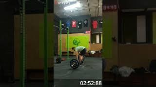 Enfit Game 19 clásificatorio 1 ..Luis Carlos García . Green Horse CrossFit center