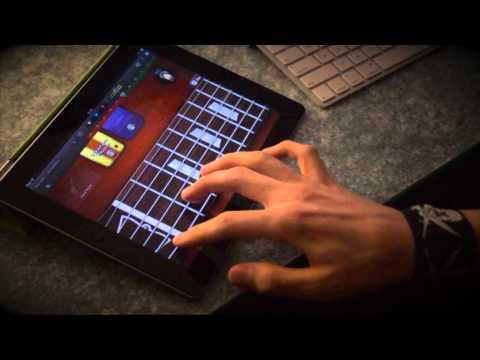 Глеб Самойлоff & The Matrixx - Опасность (минус) (GarageBand для iPad)