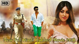 2018 New Hindi Dubbed Movies - Latest South Indian Action Movie -  New Released Hindi Movie
