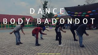 Dance Body Babadontot - XII TP 1