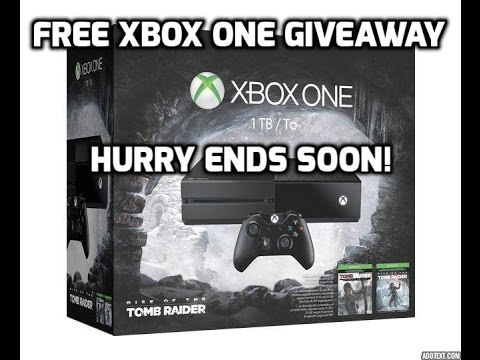 Free giveaway 2016 - XBOX ONE giveaway {OPEN} - ENTER FOR FREE! - Free XBOX ONE giveaway!