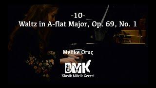Klasik Müzik Gecesi - 10 - Waltz in A-flat Major, Op. 69, No. 1