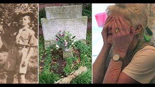 Un mystérieux inconnu visite la tombe d'un garçon pendant plus de 70 ans