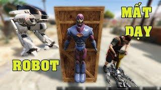 GTA 5 - Cuộc đời của con Robot mất dạy | GHTG