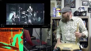 Drum Teacher Reacts/Analyzes Phil Rudd of AC/DC - Episode 64