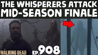 The Whisperers Are HERE! Season 9 Episode 8 NEW Promo Trailer The Walking Dead Predictions