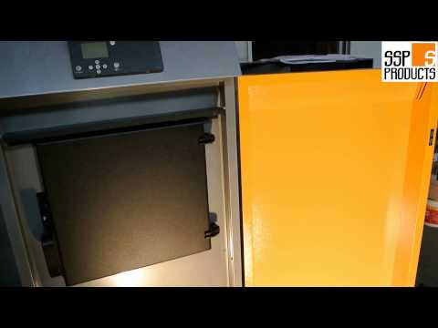 Santer Solar Holzvergaser Proburner GT Lambda ❏ 30 KW