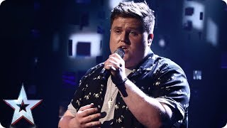 Piece By Piece, we're loving Jamie Lee Harrison's vocals | Semi-Final 5 | Britain's Got Talent 2017