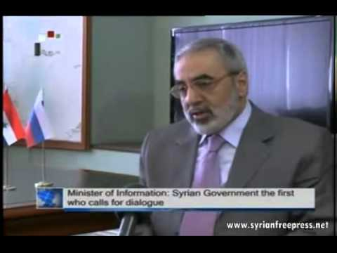 22_04_2013 ~ Syria News (ENG) ~ National Syrian Television / April 22, 2013
