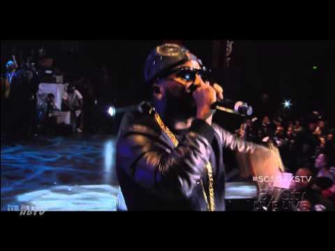 Jay-Z, Jermaine Dupri & Jeezy at the So So Def 20th Anniversary Concert