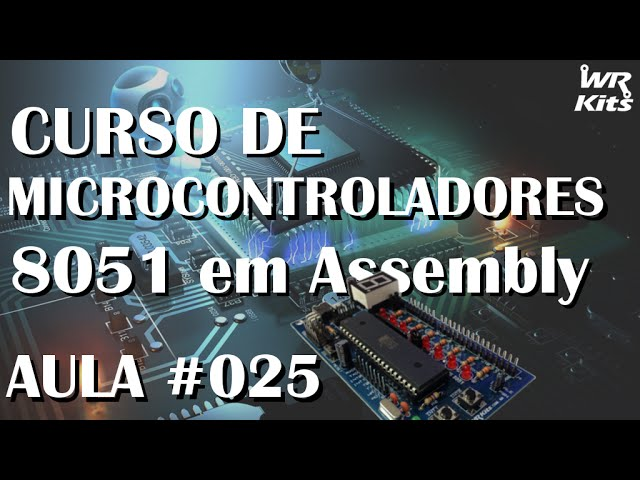 PARADOXUS 8051 REVIEW | Assembly para 8051 #025