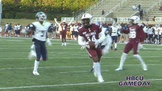 SWAC Football: Jackson State vs Alabama A&M