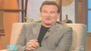 Robin Williams on Ellen Degeneres