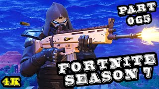 Fortnite (4K) - Season 7 -Road to the World Cup -Part 065- Duos -10th place 3 kills