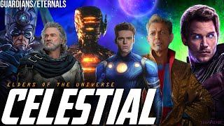 Celestials Multiverse Orgins Set Up Galactus & Guardians of the Galaxy 3 After Eternals & Thor 4?