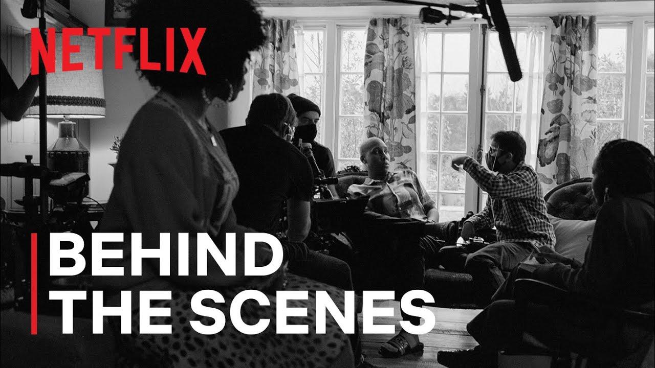 Script to Screen with Aziz Ansari & Naomi Ackie | Master of None | Netflix
