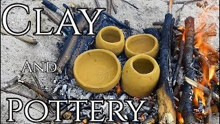 Ceramics - Making Clay and Pottery