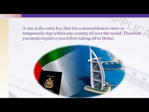 UAE Visa Processing - Best Visa Services in Dubai