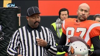 McCringleberry Gets Some Help With His Excessive Celebrations