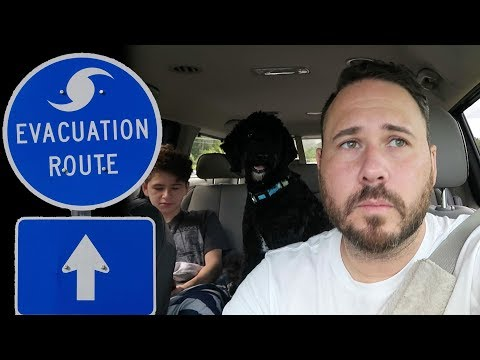 (EVACUATING) WE ARE TRAPPED IN FLORIDA!