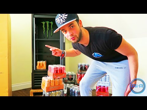 MONSTER FRIDGE DELIVERY! w/ Ali-A