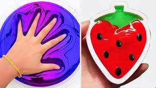 Satisfying Slime ASMR | Relaxing Slime Videos # 1256