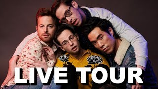 What Are The Try Guys Doing On Tour?