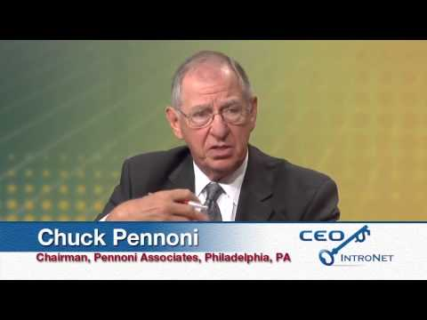 Chuck Pennoni, Chairman, Pennoni Assoc. - Converting to an ESOP NEW
