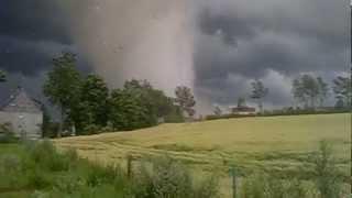Tornado, 14.07.2012 Barlewiczki, Poland