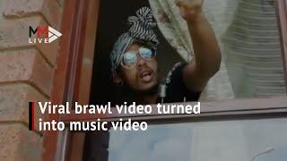 'Hugo bel die polisie' becomes catchy song after brawl video goes viral