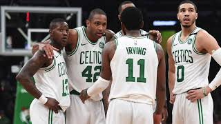 Here's What Terry Rozier Texted Kyrie Irving Before NBA Free Agency