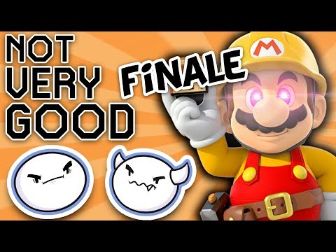 Pissed Gamers: Mario Maker Finale