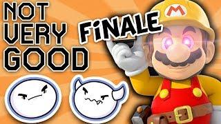 Pissed Gamers: Mario Maker Finale