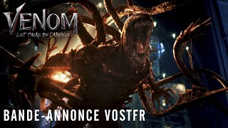 Venom: let there be carnage :  bande-annonce VOST