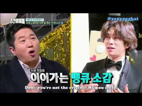 [ENGSUB] 171227 Super Junior Weekly Idol Awards