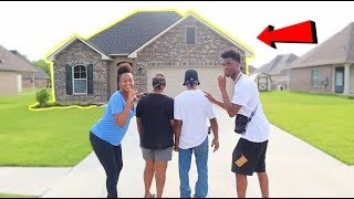 BOUGHT MY PARENTS A NEW HOUSE!!! *EMOTIONAL*
