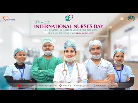Tribute to Nurses: International Nurses Day by Well Being
