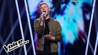 Joshua Parker – 'Perfect'   Blind Audition   The Voice SA: Season 3   M-Net