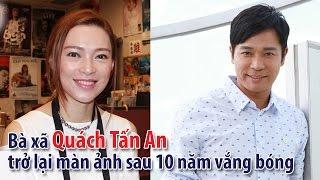 Diễn viên TVB: Bà xã Quách Tấn An trở lại màn ảnh sau 10 năm vắng bóng