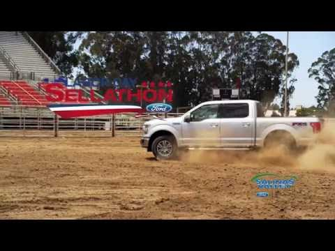 "Salinas Valley Ford - ""Labor Day Sellathon"""