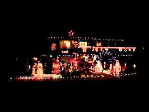 Pitt Meadows Christmas Lights 2011