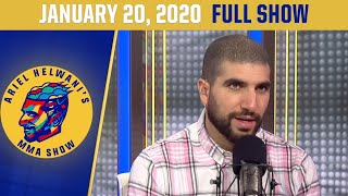 Jorge Masvidal, John Kavanagh, Holly Holm   Ariel Helwani's MMA Show (January 20, 2020)   ESPN MMA